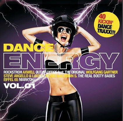Dance Energy Vol 1 (2010)