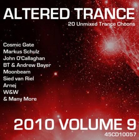 VA - Altered Trance 2010 Vol 9 (2010)