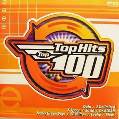 VA - TopHits - Top 100 '98 (4 CD) (1998)