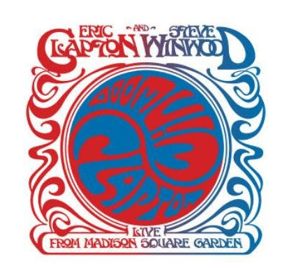 Eric Clapton And Steve Winwood - Live From Madison Square Garden (2009)
