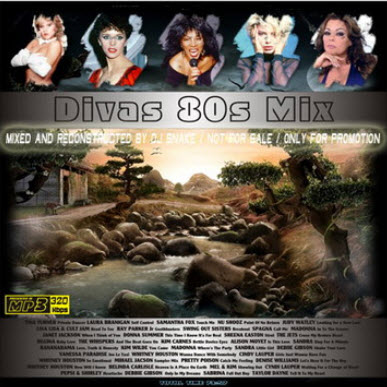 VA - Divas 80's Mix (2010)