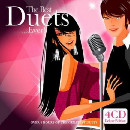 VA - The Best Duets... Ever! (4CD) 2009