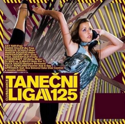 VA - Tanecni Liga 125 (2010)
