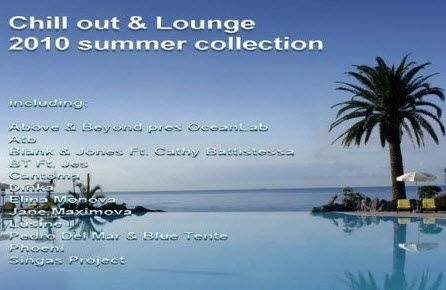 Chill out & Lounge 2010 Summer Collection v.1