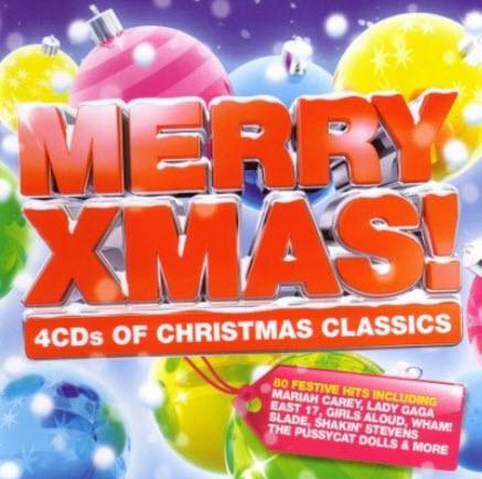 VA - Merry Xmas! (4CD) - 2010