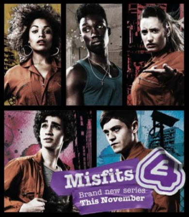 VA - Misfits (OST) (Season 2 - Episode 1-5) (2010)