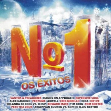 VA - No 1: Os Exitos (2010)