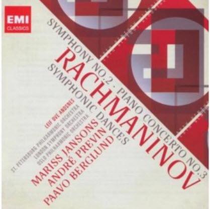 A - Rachmaninov: Symphony No.2. Piano Concerto No.3. Symphonic Dances (2009)