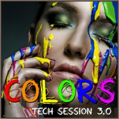 VA - Colors - Tech Session 3.0 (2010)