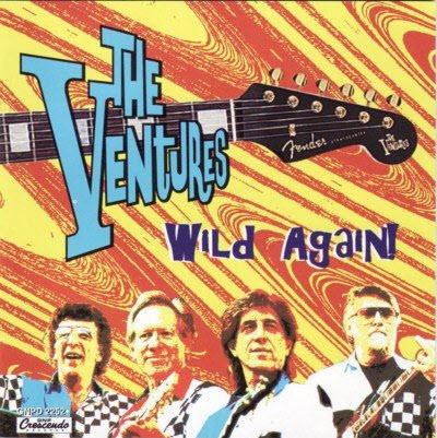 The Ventures - Wild Again (1997)