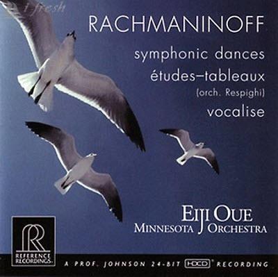 Rachmaninoff - Symphonic Dances (Eiji Oue, Minnesota Orchestra) (2001) FLAC