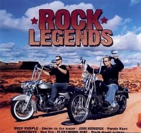 VA - 101 Hits Rock Legends - (Box Set 4CD) - 2009