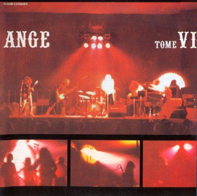 Ange - Tome VI (1977)