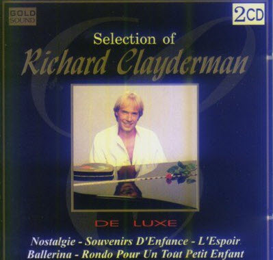 Richard Clayderman - Selection Of (2CD) 1995