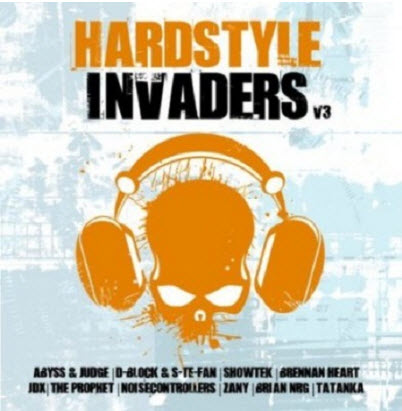 VA - Hardstyle Invaders Vol.3 (2010)