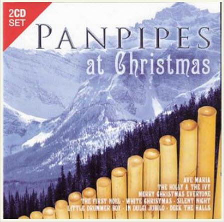 Panpipes At Christmas