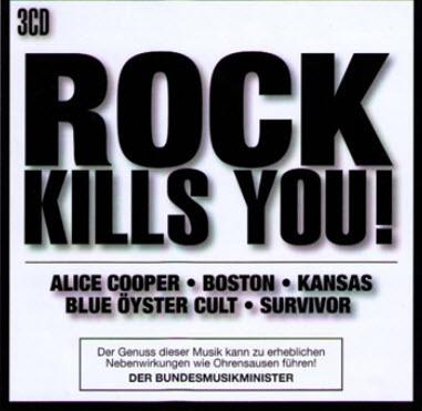 VA - Rock Kills You (2010)