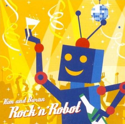 Kim & Buran - Rock'n'robot (2005)