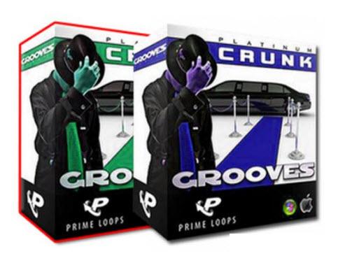 Prime Loops - Platinum Crunk Grooves vol.1 & vol.2