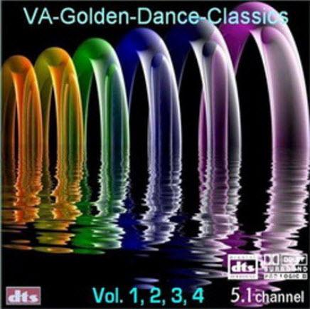 VA - Golden Dance Classics Vol.1-4 (2008) (DTS-5.1)
