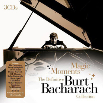 VA - Magic Moments - The Definitive Burt Bacharach Collection (2008)