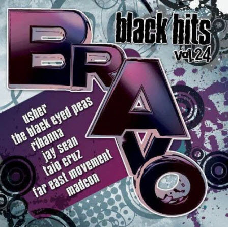 VA - Bravo - Black Hits vol.24 - 2011