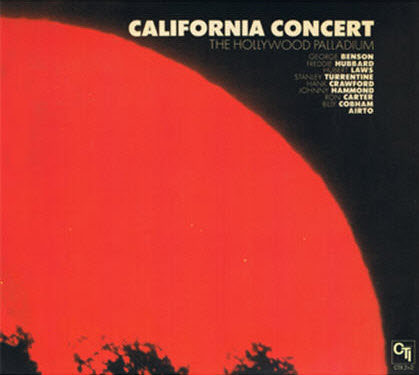 CTI All-Stars - California Concert - The Hollywood Palladium (1972)