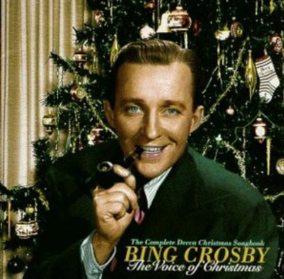 Bing Crosby The Voice of Christmas: The Complete Decca Christmas Songbook (2 CD Set)