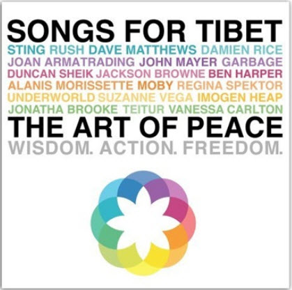 VA - Songs for Tibet - The Art of Peace (2008)