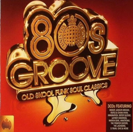VA - Ministry Of Sound - 80s Groove: Old Skool Funk Soul Classics (3CD) 2010