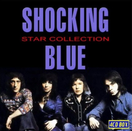 Shocking Blue - Star Collection (4CD) 2010