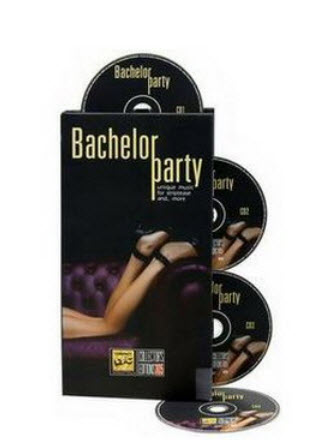 VA - Compact Disc Club - Bachelor Party (2008)