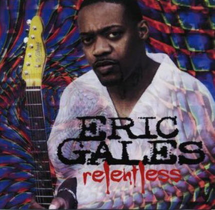 Eric Gales - Relentless (2010)