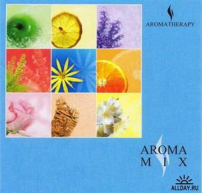 VA - Aromatherapy (Complete 10 CD Collection Of Relaxation Music) (2007)