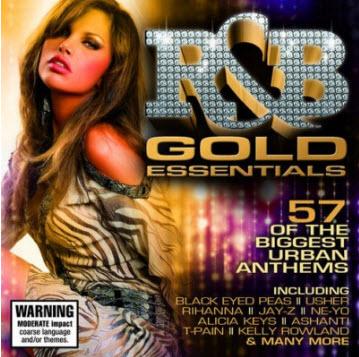 VA - R&B Gold Essentials (3CD) 2010