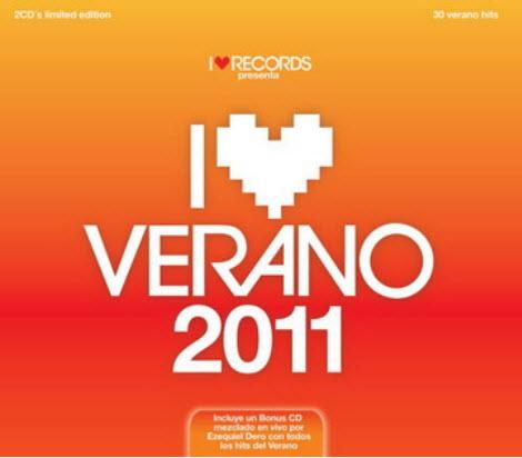 VA - I Love Verano 2011 (2010)