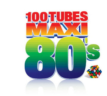 VA - 100 Tube Maxi 80's (2009) [8CD Set]