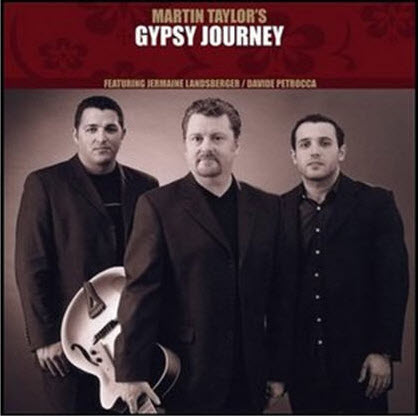 Martin Taylor - Gypsy Journey (2002)