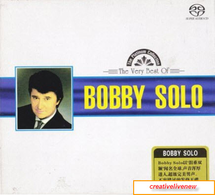 Bobby Solo -The Very Best Of Bobby Solo [The Platinum Collection] (2003) [FLAC]