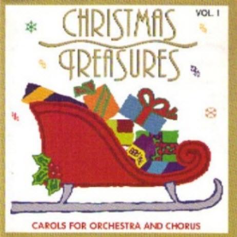 VA - Christmas Treasures: Carols For Orchestra and Chorus (3 Vol) (1997)