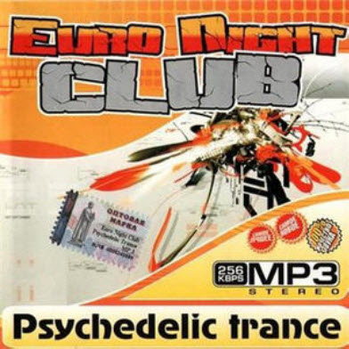 VA - Euro Night Club - Psychedelic Trance (2010)