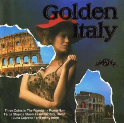 Francesco Anselmo Orchestra - Golden Italy (1992)