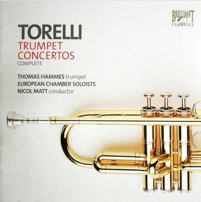 Giuseppe Torelli - Trumpet Concertos (2004) FLAC