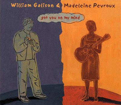 William Galison and Madeleine Peyroux - Dreamland (1996)