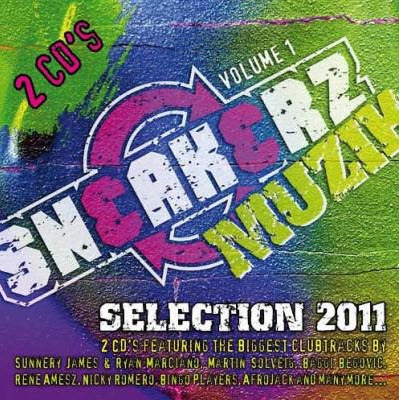 VA - Sneakerz Muzik Selection 2011 Volume 1 (2011)