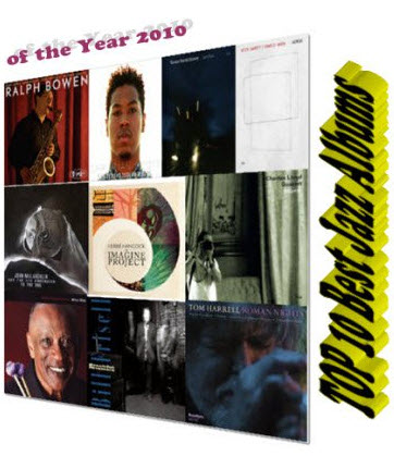 VA - TOP 10 Best Jazz Albums of the Year 2010 (2011)