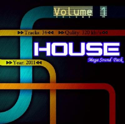 VA - House Mega Sound Pack Vol.1 (2011)