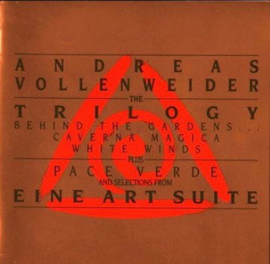 Andreas Vollenweider - The Trilogy (1990) (Lossless)