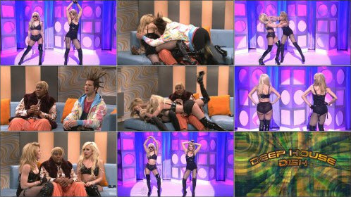 Madonna & Lady Gaga - Deep House Dish (Saturday Night Live) (2009)