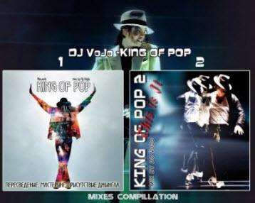 Dj VoJo - KING OF POP 1-2 (2011)